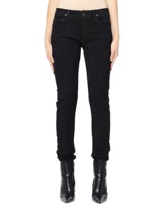 Хлопковые джинсы Drkshdw BY Rick Owens