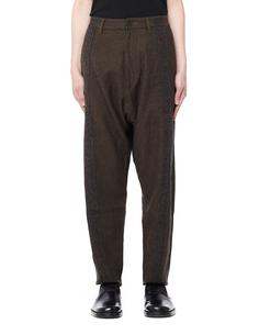 Шерстяные брюки Ziggy Chen