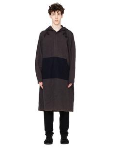Шерстяное пальто Ziggy Chen