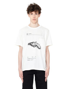 Хлопковая футболка The Soloist