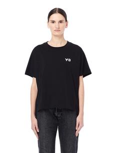 Хлопковая футболка Y-3