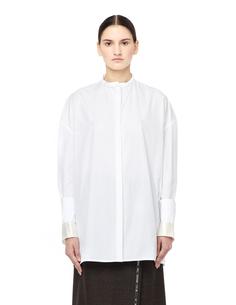 Рубашка с двойными манжетами Haider Ackermann