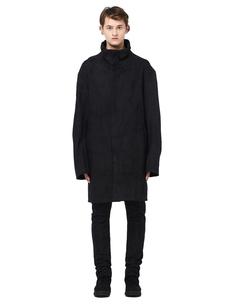 Кожаное пальто Isaac Sellam