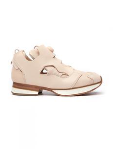 Кожаные кроссовки Hender Scheme