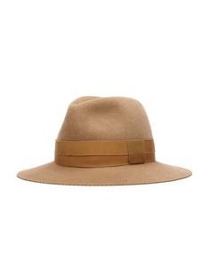 Бежевая шляпа Undercover