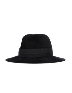 Черная фетровая шляпа Undercover