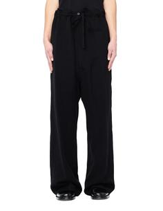 Широкие шерстяные брюки Ann Demeulemeester