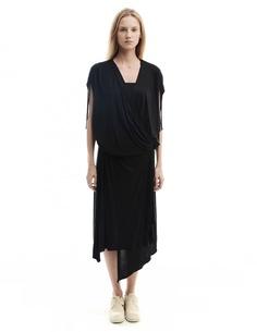Платье с драпировкой Share Spirit