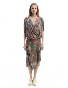 Платье из вискозы Share Spirit