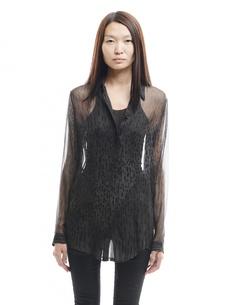 Шелковая блузка Damir Doma