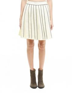 Шерстяная юбка KTZ