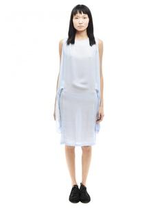 Платье из вискозы Ann Demeulemeester