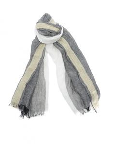 Льняной шарф Yohji Yamamoto