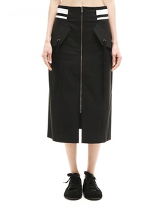 Хлопковая юбка Damir Doma