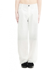 Льняные брюки Y.Project