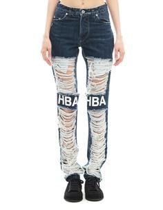 Хлопковые джинсы Hood By Air