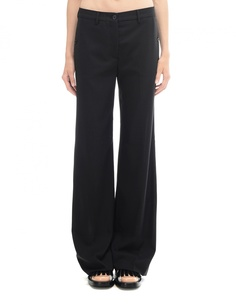Шерстяные брюки Maison Margiela