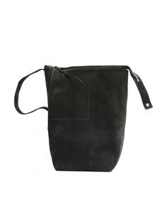 Кожаная сумка Rick Owens