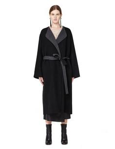 Шерстяное пальто The Row