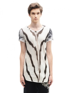 Хлопковая футболка IF SIX WAS Nine