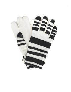 Кожаные перчатки KTZ