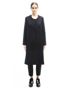 Пальто из шерсти и акрила Marni