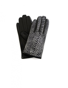 Перчатки из кожи питона Haider Ackermann