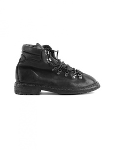 Кожаные ботинки Guidi