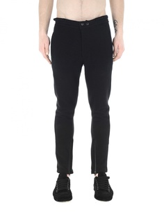 Хлопковые брюки Ann Demeulemeester
