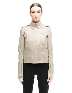 Хлопковая куртка Maison Margiela