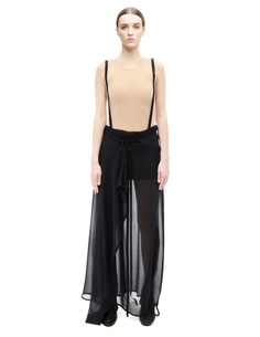 Шелковая юбка Ann Demeulemeester