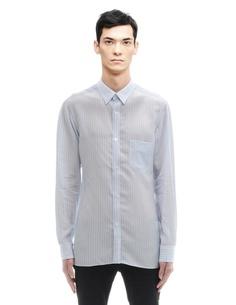 Рубашка из купро Yohji Yamamoto