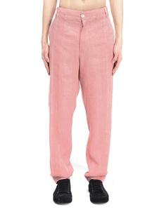 Льняные брюки Damir Doma