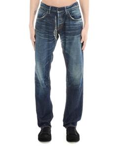 Хлопковые джинсы Mastercraft Union