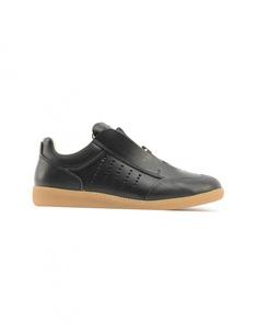 Кожаные кроссовки Maison Margiela