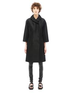 Пальто из неопрена Maison Margiela