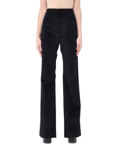 Бархатные брюки Vetements