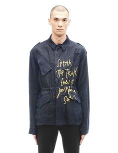 Льняная куртка Haider Ackermann