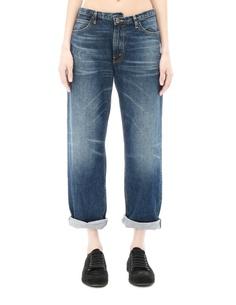 Хлопковые джинсы Golden Goose