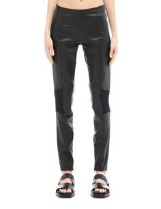 Кожаные брюки A.F.Vandevorst