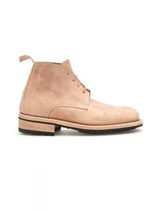 Кожаные ботинки Guidi x Rosellini