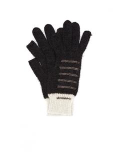 Перчатки из мохера Rick Owens