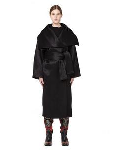 Шерстяное пальто Maison Margiela