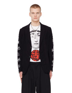 Хлопковый пиджак Yohji Yamamoto X Readymade
