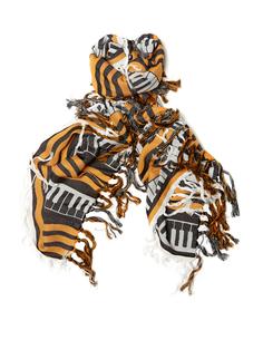 Хлопковый шарф Undercover
