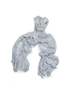 Шелковый шарф Undercover