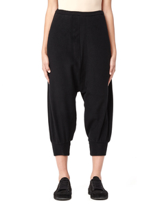 Хлопковые брюки IF SIX WAS Nine