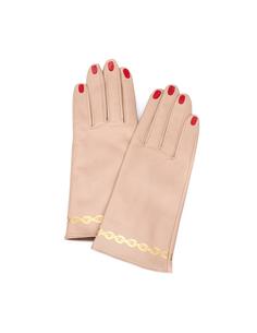 Кожаные перчатки Undercover