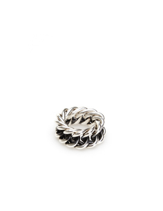 Кольцо в виде цепи Ugo Cacciatori
