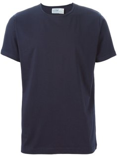 футболка Comme des Garçons shirt x Sunspel limited edition Comme Des Garçons Shirt